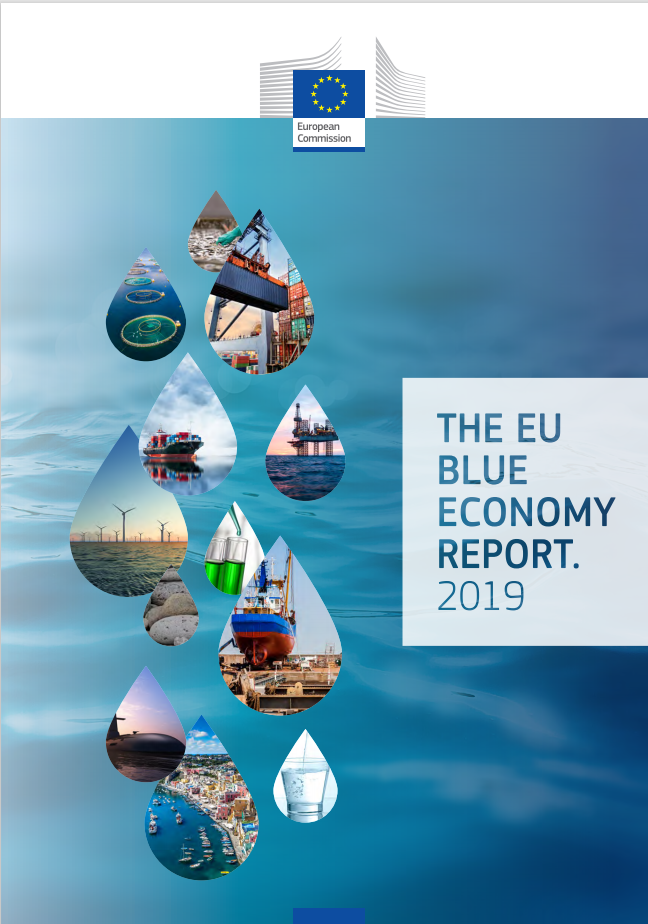 The EU Blue Economy Report 2019 image