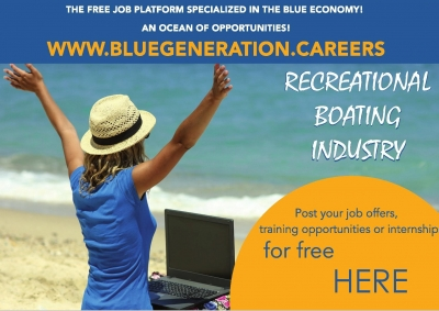 Blue Careers job platform